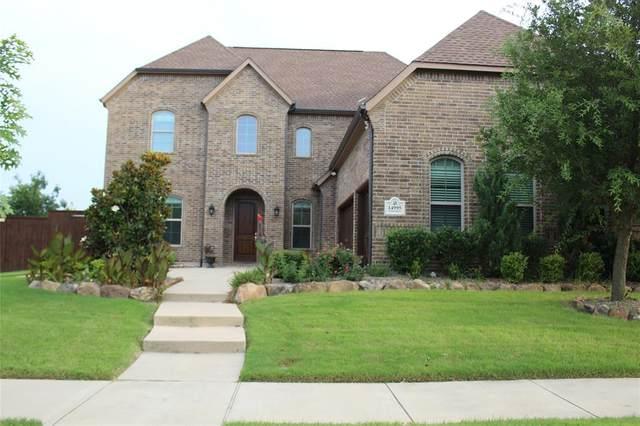14995 Overland Park Lane, Frisco, TX 75035 (MLS #14637921) :: NewHomePrograms.com