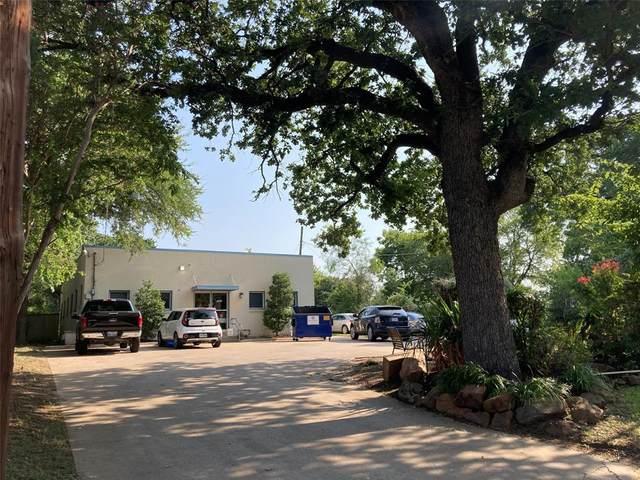 5923 Highland Avenue, Haltom City, TX 76117 (MLS #14637933) :: Real Estate By Design