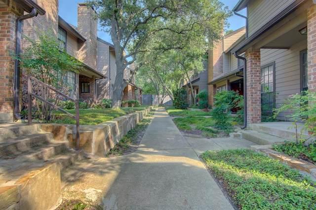 9910 Royal Lane #1006, Dallas, TX 75231 (MLS #14637939) :: Real Estate By Design