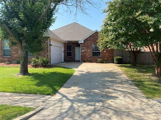 4034 Carrington Drive, Garland, TX 75043 (MLS #14637946) :: The Rhodes Team