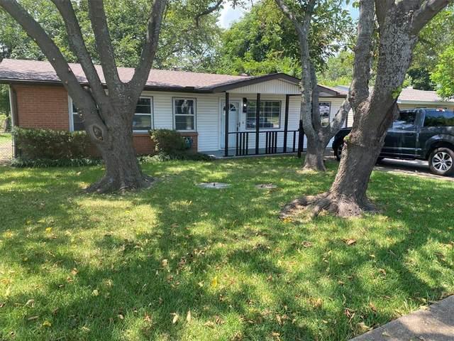 205 Glenridge Drive, Mesquite, TX 75149 (MLS #14637951) :: Real Estate By Design