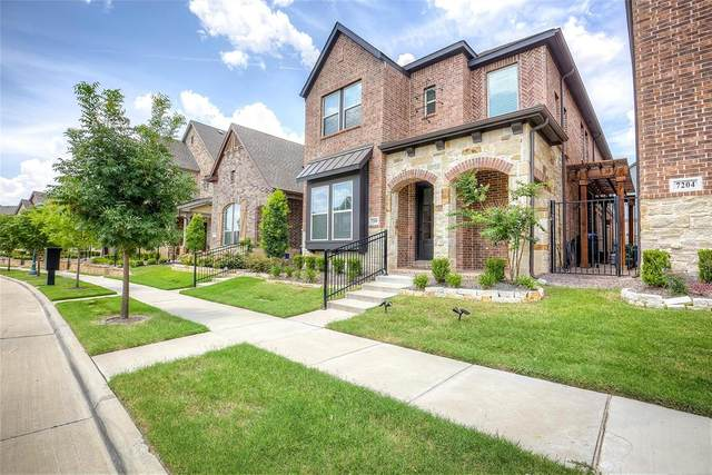 7208 Caladium Drive, Mckinney, TX 75070 (MLS #14637957) :: Front Real Estate Co.