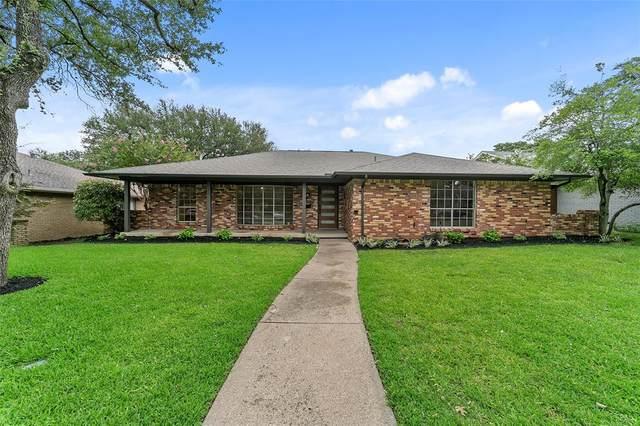 9223 Seagrove Drive, Dallas, TX 75243 (MLS #14637972) :: Wood Real Estate Group
