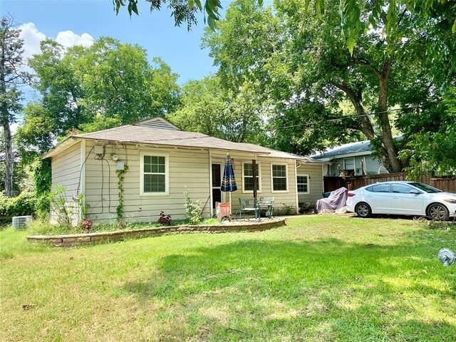 2423 Oakwood Terrace, Haltom City, TX 76117 (MLS #14637976) :: Real Estate By Design