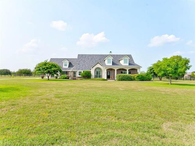 140 Samantha Lane, Aledo, TX 76008 (MLS #14637978) :: Robbins Real Estate Group