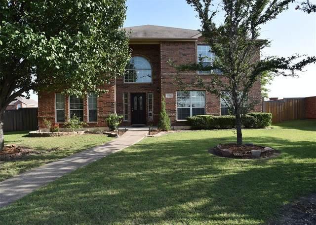 5102 Valencia Drive, Rowlett, TX 75089 (MLS #14637979) :: All Cities USA Realty