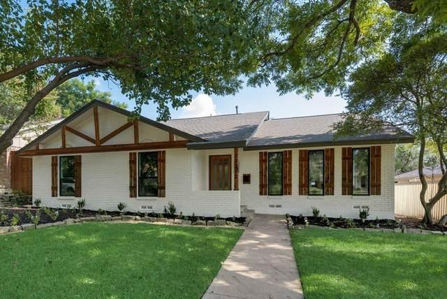10212 Chesterton Drive, Dallas, TX 75238 (MLS #14637980) :: Real Estate By Design