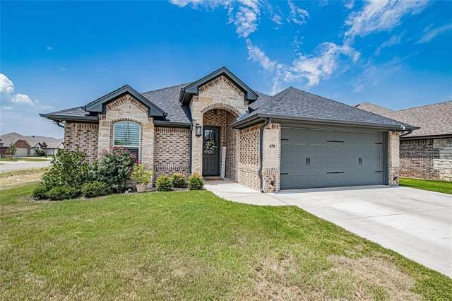 458 Silverton Drive, Granbury, TX 76049 (MLS #14637983) :: EXIT Realty Elite
