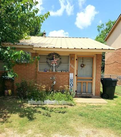 2284 Oakland Drive, Abilene, TX 79603 (MLS #14637989) :: Real Estate By Design