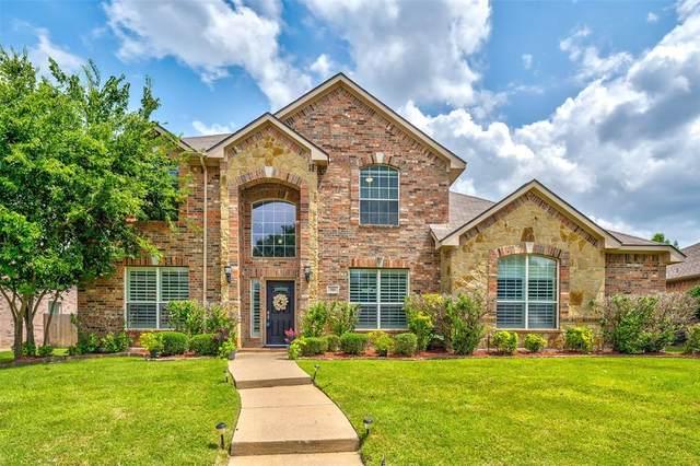 916 Carlsbad Drive, Allen, TX 75002 (MLS #14637997) :: Real Estate By Design