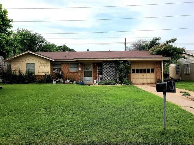 4525 State Street, Abilene, TX 79603 (MLS #14638010) :: ACR- ANN CARR REALTORS®