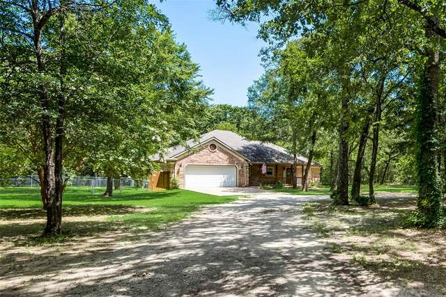 1115 County Road 2405, Tool, TX 75143 (MLS #14638014) :: All Cities USA Realty
