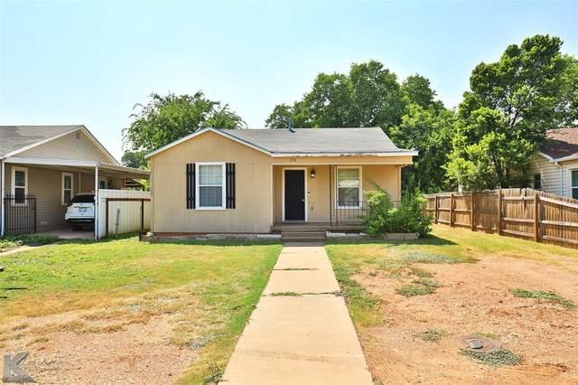 258 S Mockingbird Lane, Abilene, TX 79605 (MLS #14638015) :: Real Estate By Design