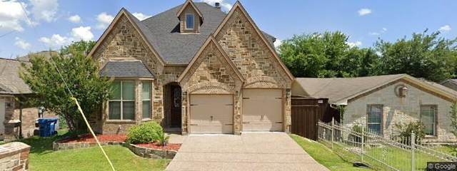 587 Tubbs Road, Rockwall, TX 75032 (MLS #14638041) :: Real Estate By Design