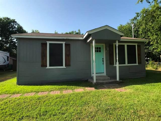 106 W Church Street, Crandall, TX 75114 (MLS #14638048) :: United Real Estate