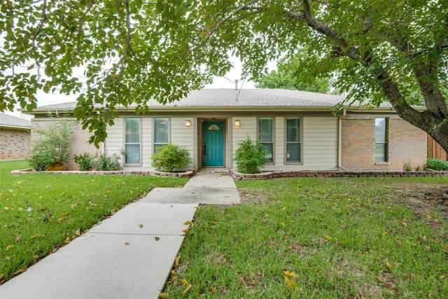 1313 Starling Lane, Lewisville, TX 75077 (MLS #14638060) :: Real Estate By Design