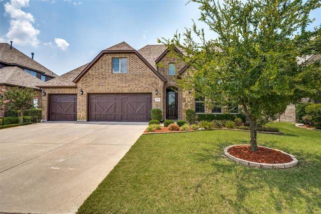 13709 Gandia Drive, Little Elm, TX 75068 (MLS #14638063) :: Robbins Real Estate Group