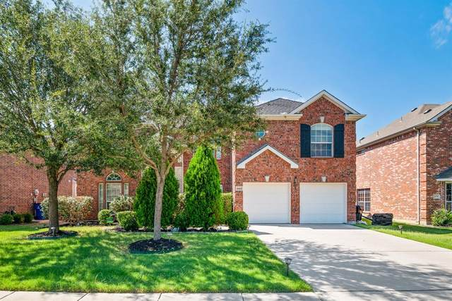 1603 Polo Heights Drive, Frisco, TX 75033 (MLS #14638070) :: Real Estate By Design