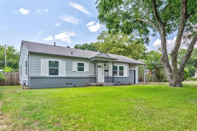 2428 W 6th Street, Irving, TX 75060 (MLS #14638079) :: Real Estate By Design