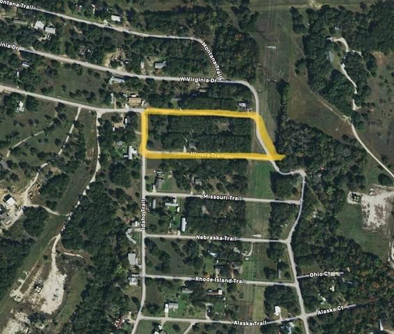 4014 Illinois Trail, Granbury, TX 76048 (MLS #14638080) :: Real Estate By Design