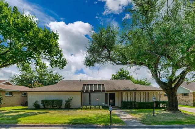 1724 Brown Trail, Hurst, TX 76054 (MLS #14638094) :: EXIT Realty Elite