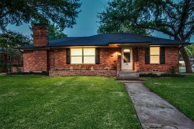 205 S Lois Lane, Richardson, TX 75081 (MLS #14638115) :: The Good Home Team