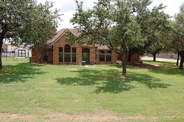 600 N Pearson Street, Godley, TX 76044 (MLS #14638124) :: The Chad Smith Team