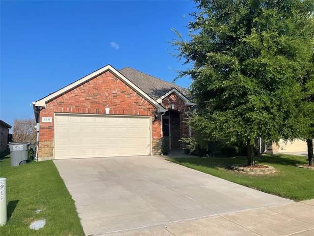 3317 Daylight Drive, Little Elm, TX 75068 (MLS #14638135) :: Feller Realty