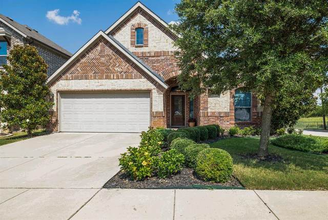 13700 Horseshoe Canyon Road, Fort Worth, TX 76262 (MLS #14638140) :: The Mauelshagen Group