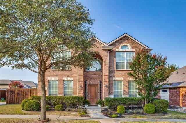 7701 Laughing Waters Trail, Mckinney, TX 75070 (MLS #14638143) :: Frankie Arthur Real Estate