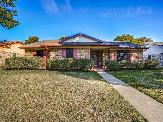 3301 E Park Boulevard, Plano, TX 75074 (MLS #14638148) :: Real Estate By Design