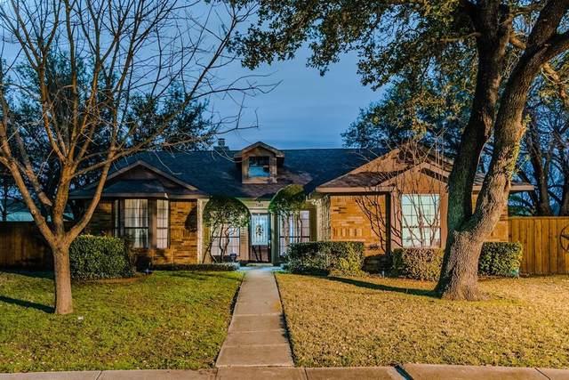 2304 Roanoke Circle, Mesquite, TX 75150 (MLS #14638162) :: Real Estate By Design