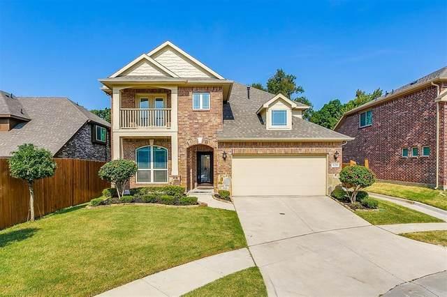 920 Greenhurst Circle, Euless, TX 76040 (MLS #14638171) :: The Chad Smith Team