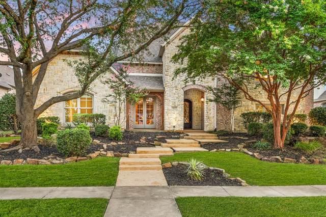 5037 Lorraine Drive, Frisco, TX 75034 (MLS #14638174) :: Real Estate By Design