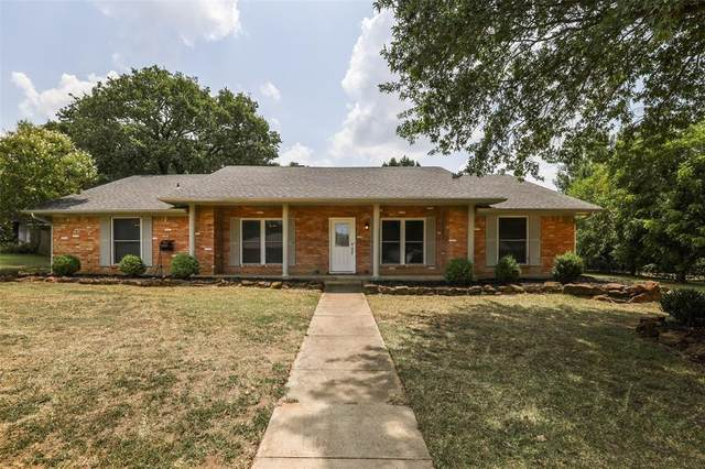 105 Valley View Drive N, Colleyville, TX 76034 (MLS #14638175) :: Real Estate By Design