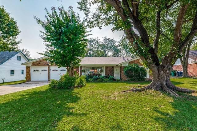 5613 Wedgmont Circle N, Fort Worth, TX 76133 (MLS #14638178) :: RE/MAX Landmark