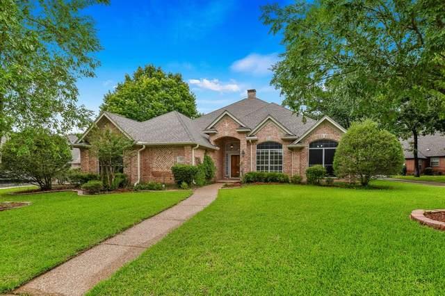 811 Heather Lane, Keller, TX 76248 (MLS #14638209) :: Russell Realty Group