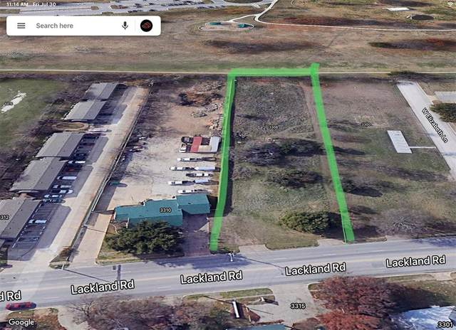3308 Lackland Road, Fort Worth, TX 76116 (MLS #14638235) :: Trinity Premier Properties