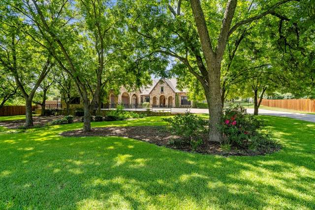 2801 Florence Road, Southlake, TX 76092 (#14638272) :: Homes By Lainie Real Estate Group