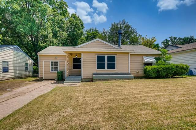 1539 Connally Terrace, Arlington, TX 76010 (MLS #14638273) :: Russell Realty Group