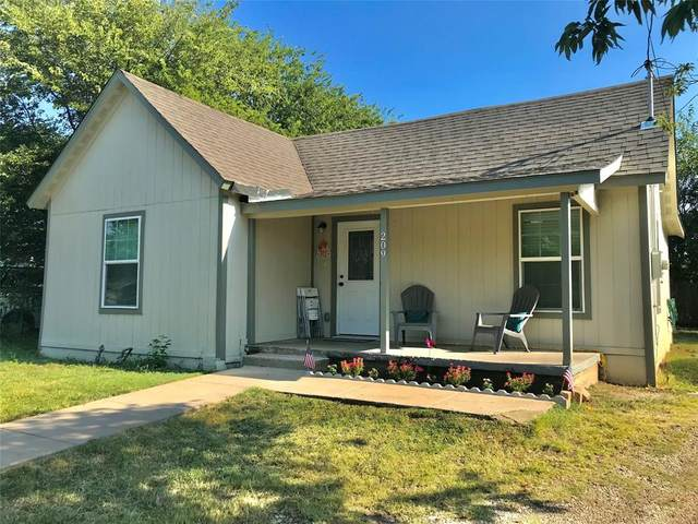 209 Henry Street, Waxahachie, TX 75165 (MLS #14638280) :: All Cities USA Realty