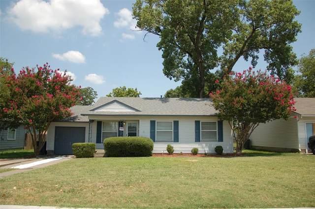 521 W Miller Road, Garland, TX 75041 (MLS #14638298) :: The Rhodes Team