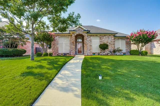 1410 Anchor Drive, Wylie, TX 75098 (MLS #14638308) :: The Mitchell Group