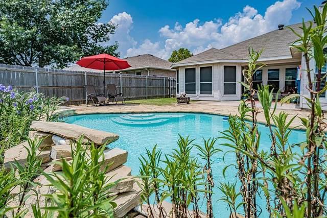 1619 Bertram Drive, Mansfield, TX 76063 (MLS #14638313) :: Russell Realty Group
