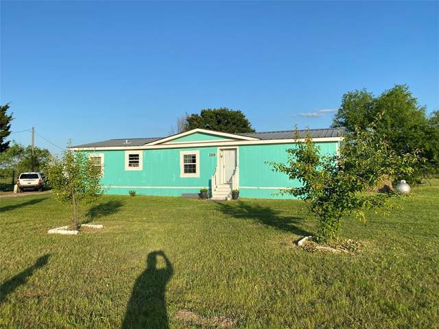 1519 County Road 136A, Terrell, TX 75161 (MLS #14638325) :: The Good Home Team