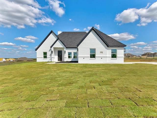 8712 County Road 1229, Godley, TX 76044 (MLS #14638327) :: Premier Properties Group of Keller Williams Realty