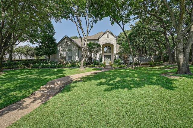 1604 Valleywood Trail, Mansfield, TX 76063 (MLS #14638328) :: Real Estate By Design