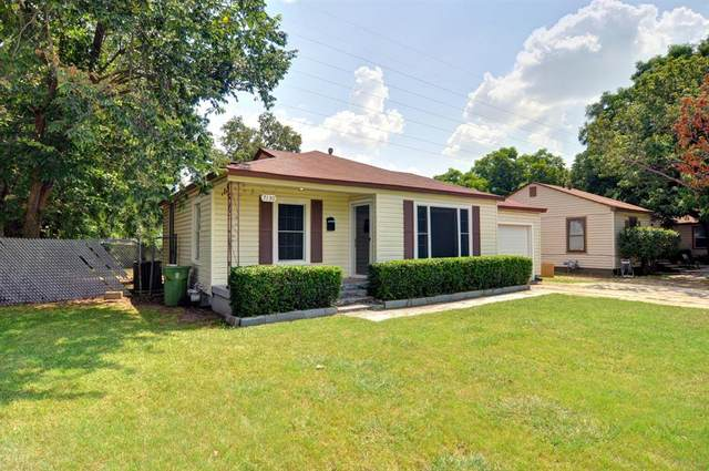 7130 Maple Park Drive, Richland Hills, TX 76118 (MLS #14638333) :: Real Estate By Design