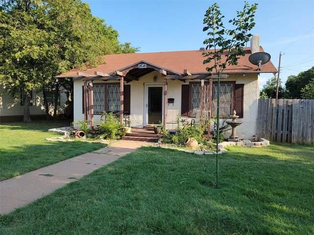 2641 S 11th Street, Abilene, TX 79605 (MLS #14638363) :: Real Estate By Design