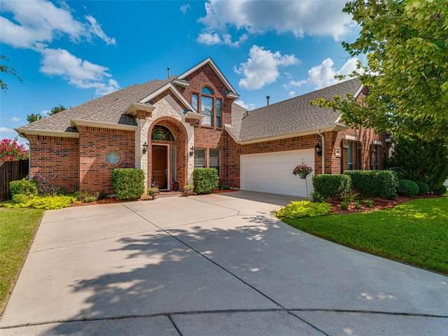 4401 Holly Hock Court, Arlington, TX 76001 (MLS #14638388) :: The Chad Smith Team